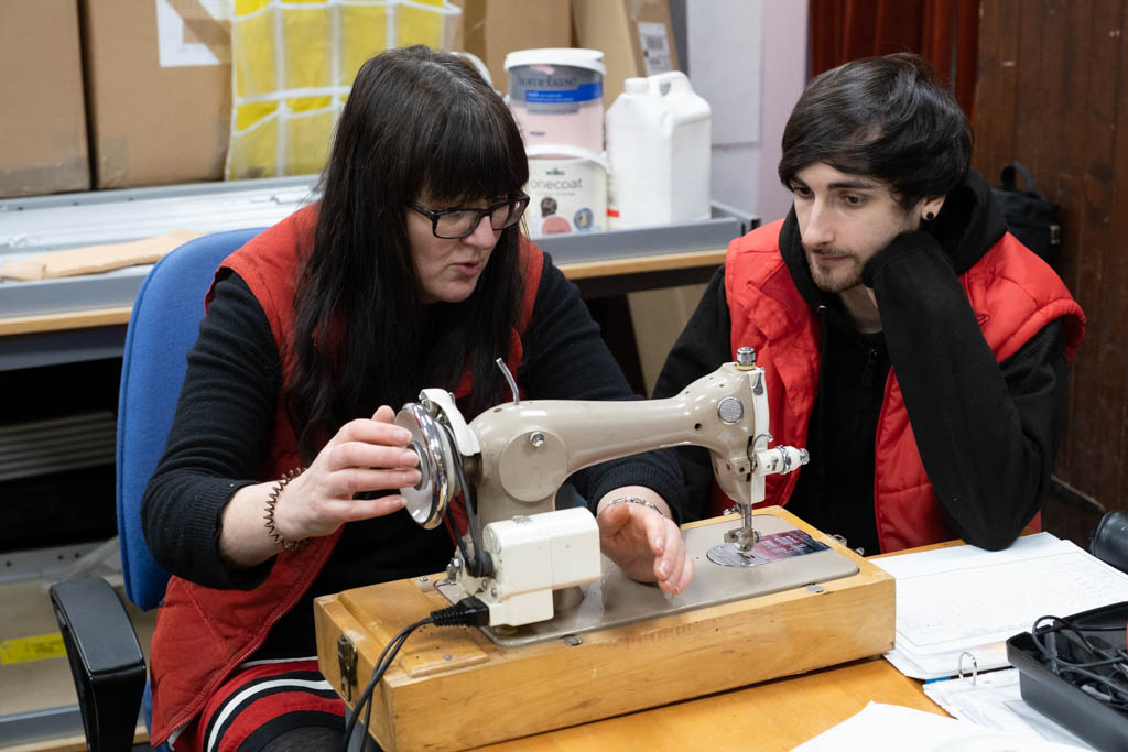 remake scotland sewing
