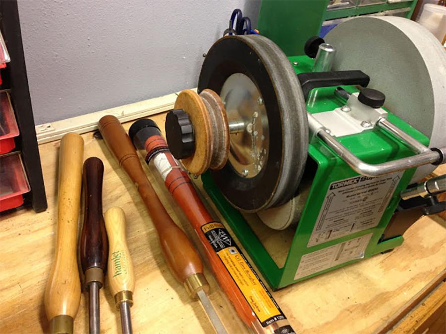 grinder various tools